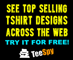 Try Teespy today for free